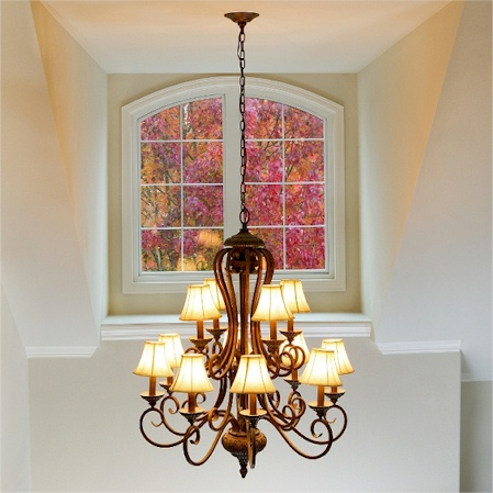 Get a chandelier installed affordable chandelier installation chandelier installation mozeypictures Choice Image